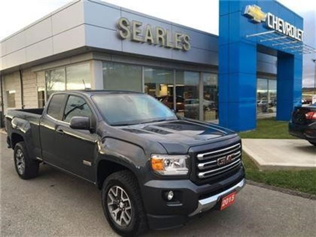 2015 GMC Canyon 4WD SLE in Ingersoll, Ontario