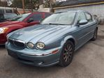2003 Jaguar X-Type as traded/drives OK in Scarborough, Ontario