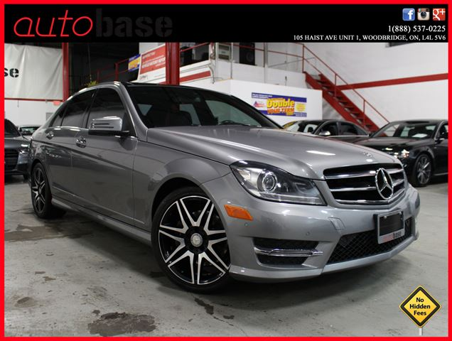 2014 mercedes benz c class c350 4matic sport amg avantgarde edition light grey autobase. Black Bedroom Furniture Sets. Home Design Ideas
