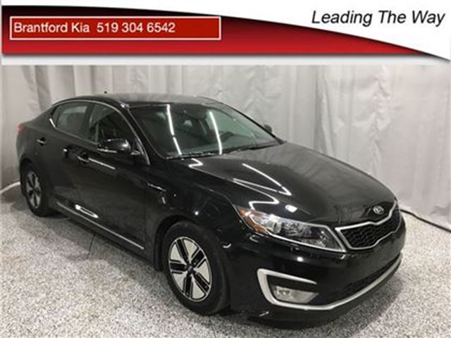 2013 KIA OPTIMA Heated Seats   5.1 L per 100km in Brantford, Ontario
