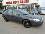 2008 Chevrolet Impala Police Pkg 9C1 NO ACCIDENTS LEATHER SEATS PL,PM,PS in Oakville, Ontario