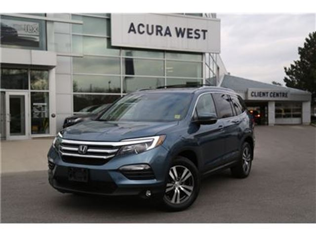 2016 HONDA PILOT EX-L w/ REAR DVD in London, Ontario