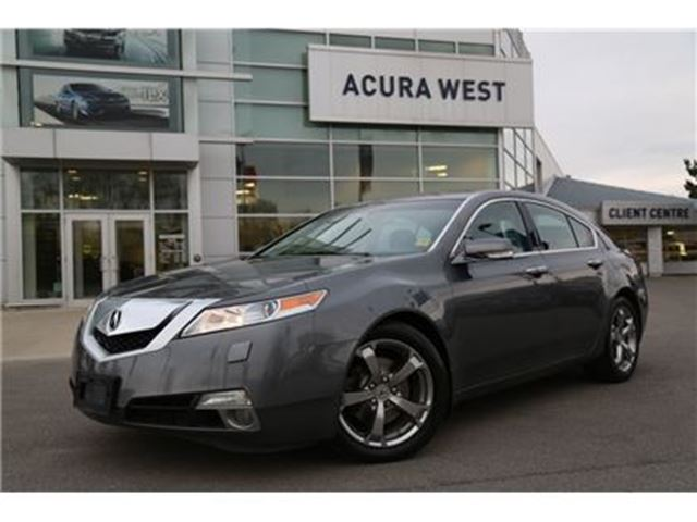 2009 ACURA TL SH-AWD Technology Package in London, Ontario