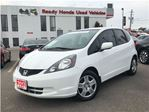 2013 Honda Fit LX - Bluetooth - NEW TIRES in Mississauga, Ontario