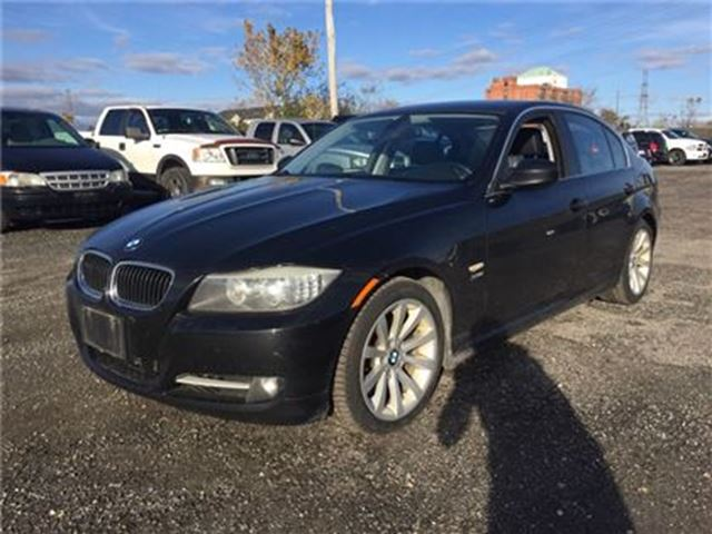 2009 BMW 3 SERIES i xDrive   AS IS in Cambridge, Ontario