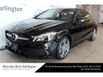 2018 Mercedes-Benz CLA250 4matic Coupe in Burlington, Ontario