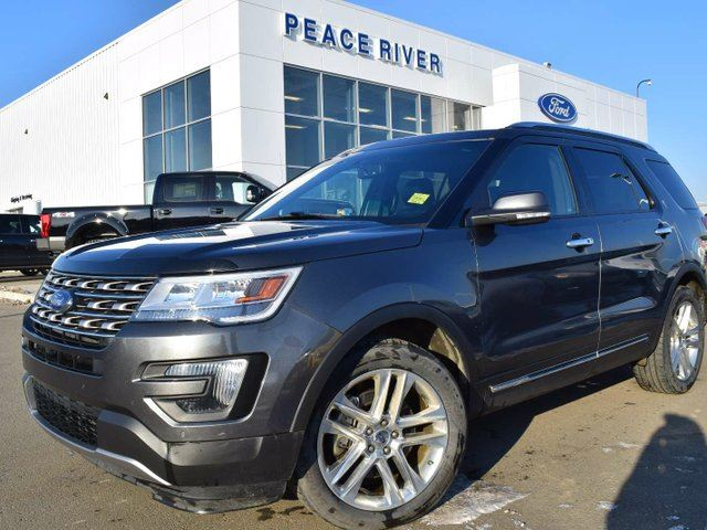 2016 FORD EXPLORER Limited in Peace River, Alberta
