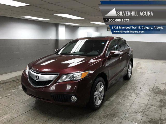 2015 ACURA RDX Base AWD *3.9 Financing up to 60 months* in Calgary, Alberta