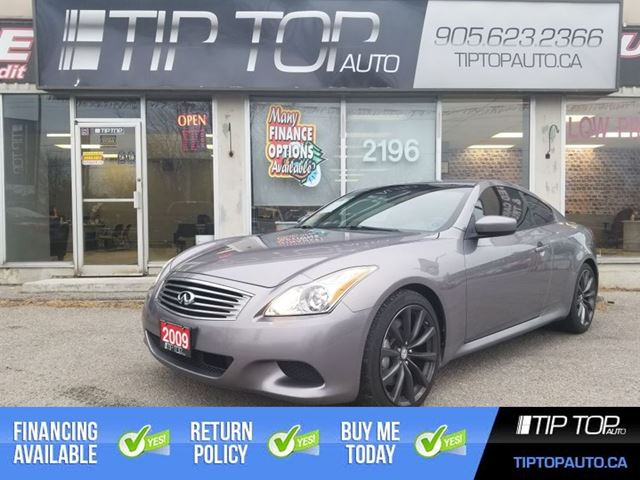 2009 INFINITI G37 Sport ** Nav, Leather, Memory/Heated Seats ** in Bowmanville, Ontario