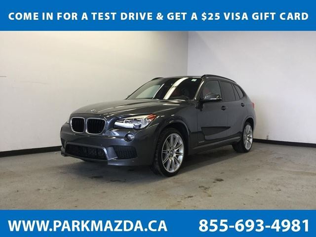 2015 BMW X1 xDrive28i in Sherwood Park, Alberta