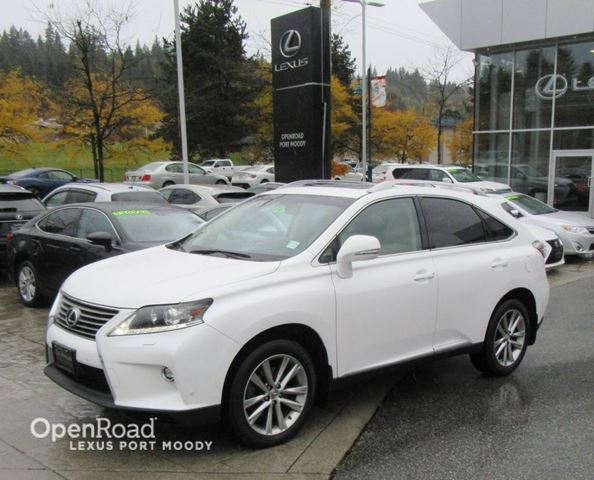 2015 LEXUS RX 350 Touring Package - Navigation - Back Up Camera - in Port Moody, British Columbia
