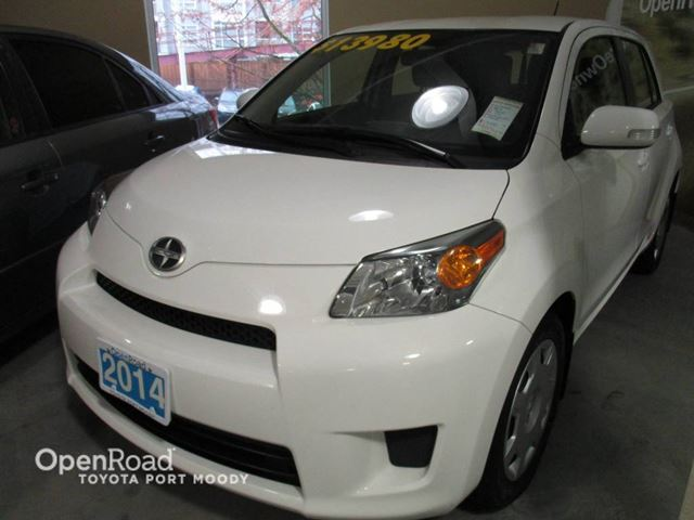 2014 SCION XD HATCHBACK in Port Moody, British Columbia