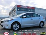 2017 Kia Forte LX+...LOW PAYMENTS AND GAS CONSUMPTION!!! in Grimsby, Ontario