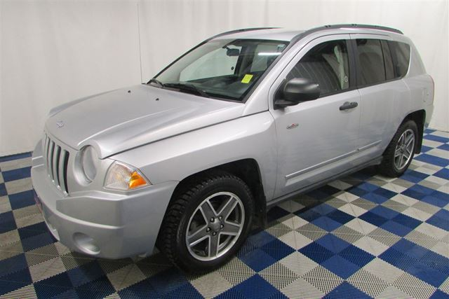 2009 JEEP COMPASS Sport/North/AWD/HTD SEATS/ALLOYS in Winnipeg, Manitoba