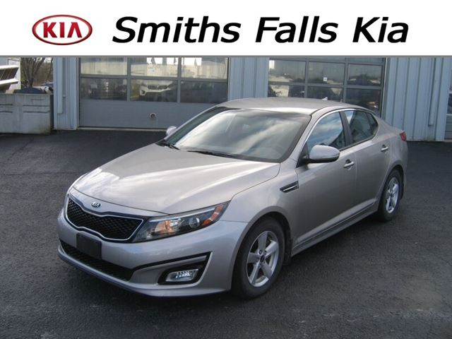 2015 KIA OPTIMA LX+ 60 North GDI in Smiths Falls, Ontario