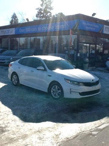 2017 KIA OPTIMA LX in North Bay, Ontario