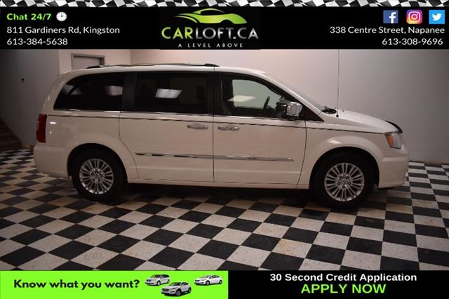 2013 CHRYSLER TOWN AND COUNTRY Limited in Kingston, Ontario