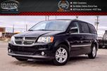 2017 Dodge Grand Caravan New Car Crew Plus Navi Backup Cam Bluetooth Pwr Sliding Doors 17Alloy Rims in Bolton, Ontario