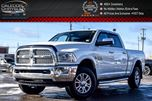 2014 Dodge RAM 3500 Laramie 4x4 Diesel Navi Sunroof Backup Cam Bluetooth R-Start Leather 18Alloy Rims in Bolton, Ontario