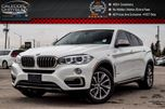 2015 BMW X6 xDrive35iNavi Sunroof Backup Cam Bluetooth Leather Heated Front Seats 20Alloy Rims in Bolton, Ontario