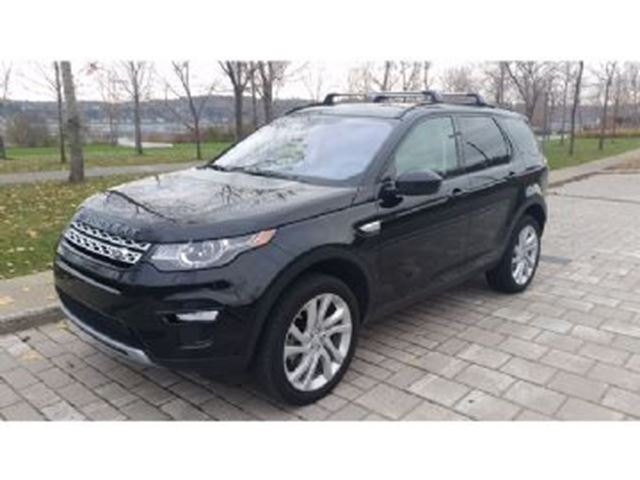 2017 LAND ROVER Discovery HSE AWD in Mississauga, Ontario