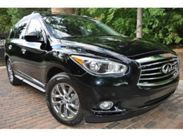 2015 INFINITI QX60 7 passagers ultra luxueux AWD in Mississauga, Ontario