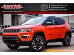 2018 Jeep Compass Trailhawk in Mississauga, Ontario