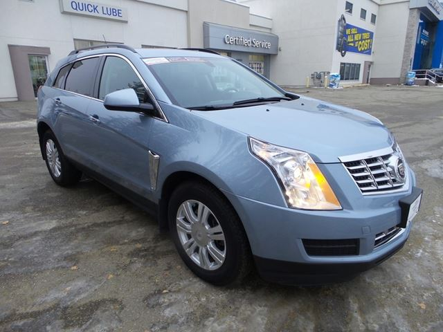 2013 Cadillac SRX Leather Collection in Salmon Arm, British Columbia