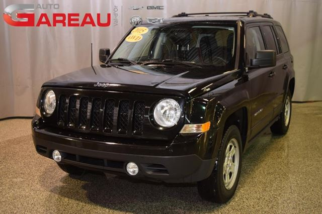 2015 JEEP Patriot North in Val-D'Or, Quebec