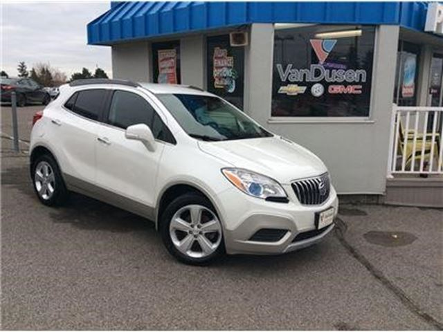 2016 BUICK ENCORE           in Ajax, Ontario
