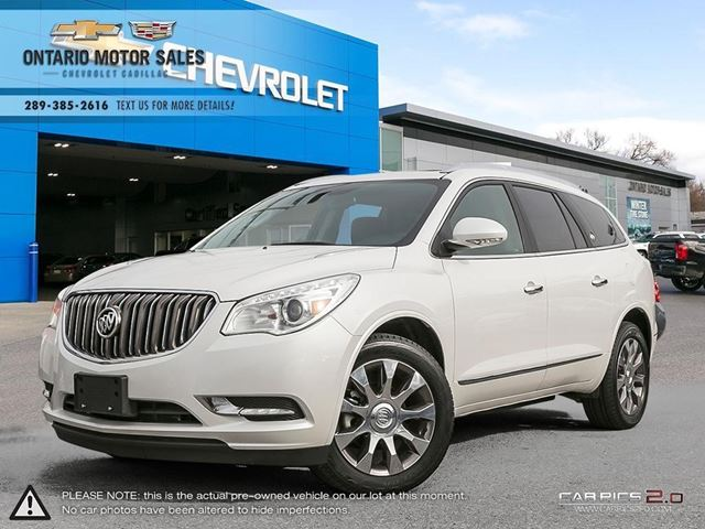 2017 BUICK ENCLAVE Leather in Oshawa, Ontario