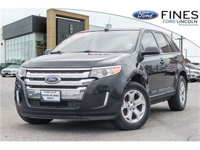 2013 FORD Edge SEL - SOLD! AWD, LEATHER, NAVIGATION, PWR TAILGATE in Bolton, Ontario