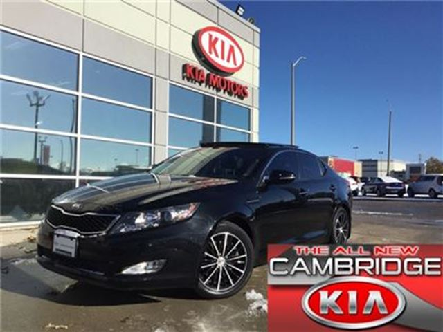 2013 KIA OPTIMA EX **SALE PENDING** in Cambridge, Ontario