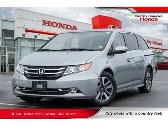 2017 HONDA Odyssey Touring   Automatic in Whitby, Ontario