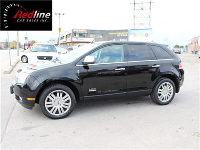 2009 LINCOLN MKX AWD Limited Edition Navi-Pano Roof in Hamilton, Ontario