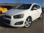 2014 Chevrolet Sonic LT Manual REAR PARKING ASSIST SUN ROOF in St Catharines, Ontario