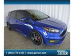 2015 Ford Focus ST/LEATHER/CAMERA/MOONROOF/BLUETOOTH in Milton, Ontario