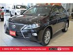 2014 Lexus RX 350 Navigation, Heated & Ventilated Seats in Milton, Ontario