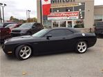 2010 Dodge Challenger R/T SUPERCHARGED SHORT SHIFTER  NAVIGATION LEATHER in Milton, Ontario