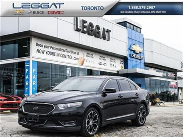 2015 FORD Taurus RARE!!!!  SHO, Leather and much more... in Rexdale, Ontario