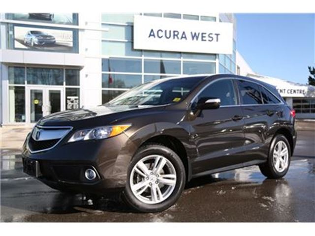 2015 ACURA RDX Technology Package in London, Ontario