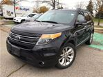 2013 Ford Explorer LTD.,NAVIGATION,SUNROOF,LEATHER in Mississauga, Ontario