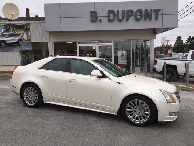 2010 Cadillac CTS 3.0 in Lac-Etchemin, Quebec