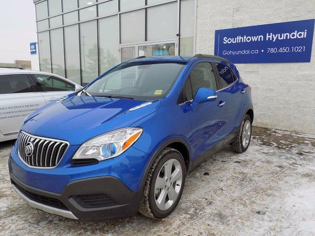 2016 BUICK ENCORE Base Front-wheel Drive in Edmonton, Alberta