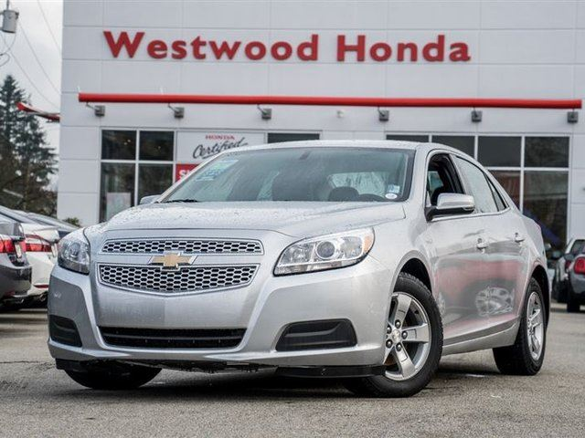 2013 CHEVROLET MALIBU 1LT in Port Moody, British Columbia