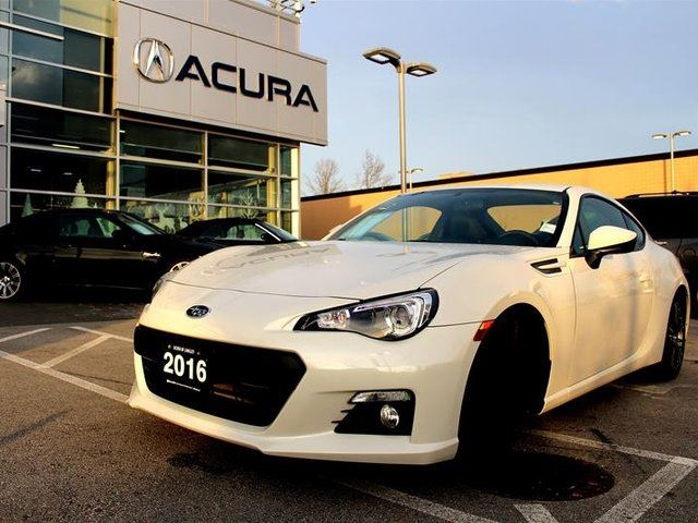 2016 SUBARU BRZ Sport-Tech at in Langley, British Columbia