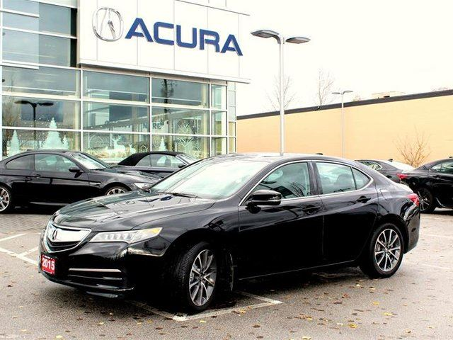 2015 ACURA TLX 3.5L SH-AWD w/Tech Pkg in Langley, British Columbia
