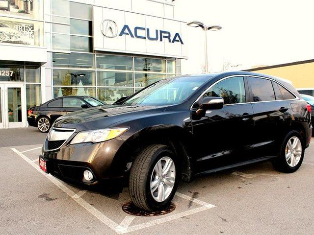 2015 ACURA RDX Tech at in Langley, British Columbia
