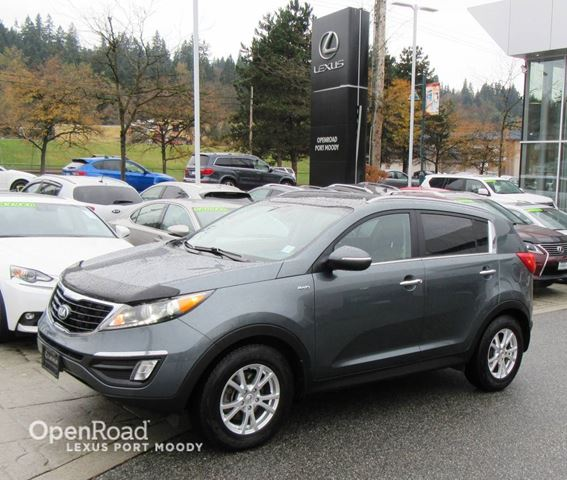 2014 KIA SPORTAGE SX Luxury - Navigation - Back Up Camera - Dual  in Port Moody, British Columbia