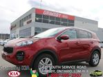 2017 Kia Sportage LX...THE WEATHER HAS MET IT'S MATCH!!! in Grimsby, Ontario
